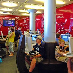 Интернет-кафе Тальменки