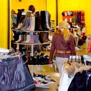 Магазины одежды и обуви Тальменки