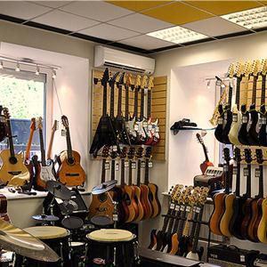 Музыкальные магазины Тальменки