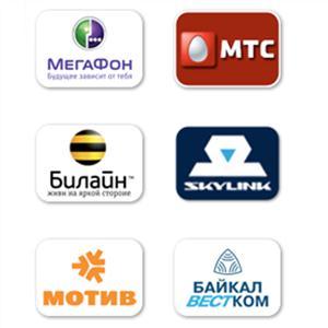 Операторы сотовой связи Тальменки