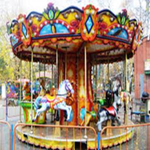 Парки культуры и отдыха Тальменки