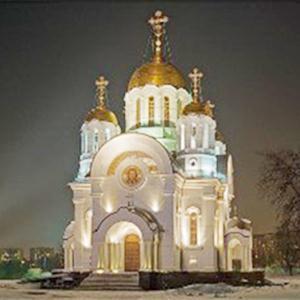 Религиозные учреждения Тальменки
