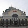 Железнодорожные вокзалы в Тальменке