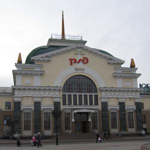 Железнодорожные вокзалы Тальменки